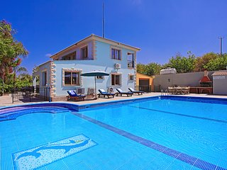 Villa Marilena Sunset Dio- Secluded Villa with 14m x 7m Private Pool