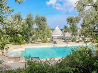 Trulli li Serre, Luxury Villa with Private Pool