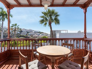Bamboo suite in heart of Los Gigantes