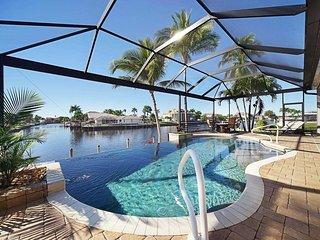 SWFL Rentals - Villa Lydia - Stunning Corner Lot Pool Home - Sleeps 6