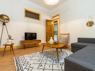 Cheerful flat with an excellent church view