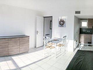 (F) Appart T3 de 40m2 pour 6 pers, terrasse et piscine aux portes de Montpellier