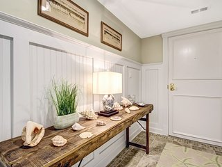 Want Look and Feel of the Ritz? Totally renovated 2 BR 2 BA OCEAN FRONT condo.