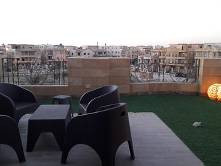 Sunny Sky and Garden View Rooftop apartment