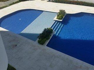 Apt duplex Ocean/pool view Rodadero, Santa Marta