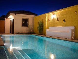 CASA COCOA new villa located at the union of Tamarindo and Langosta beach