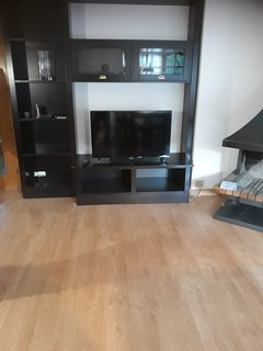 TV en salón de estar