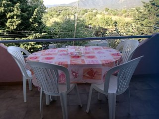 Spacious apartment in Quartu Sant'Elena with Parking, Washing machine, Air condi