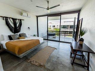 BEAUTIFUL PENT HOUSE, best taste in Tulum