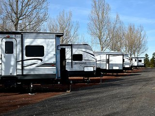 Grand Canyon RV Glamping Luxury Retreat