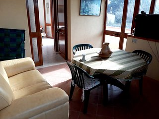 Spacious apartment in Contrada Fiori Sud with Parking, Internet, Washing machine