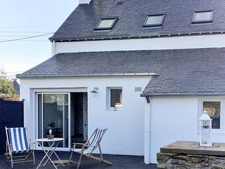 2 bedroom Villa in Kerguillaouet, Brittany, France - 5757548