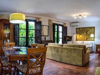 Alfaro II apartment in Santa Cruz – Catedral with WiFi, air conditioning, balcon
