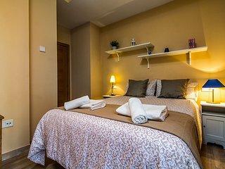 Conquista apartment in Santa Cruz – Catedral with WiFi, air conditioning, balcon