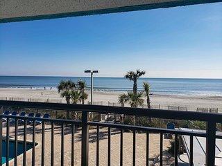 Beachfront One Bedroom Condo at the Landmark Resort~Unit 232