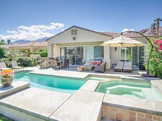 PGA West Golf Course House with Lavish Pool & Spa