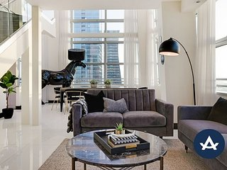 Sextant's Conrad Brickell Penthouse -- 3 bedrooms, 10 mins to South Beach
