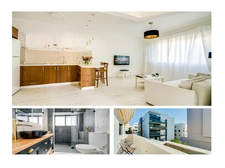 ❤Boutique apt★Best Location Next to Beach★Balcony❤