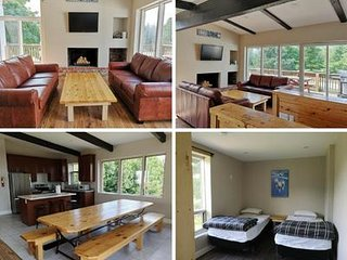6 Bed Blue Mountain Chalet Sleeps 16