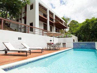 The White Turtle, Private Villa Rental,  Marigot Bay, St Lucia