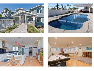 Multi-family Perfect, Pool/Spa, Ocean Views, WALK TO BEACH