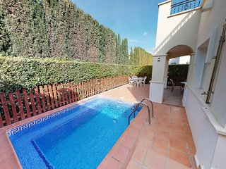 Villa Palmera - A Murcia Holiday Rentals Property