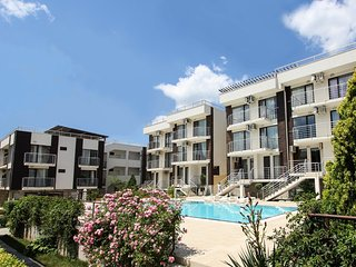 SEASIDE ONE BEDROOM APARTMENT 4 Guests in Sunny Beach