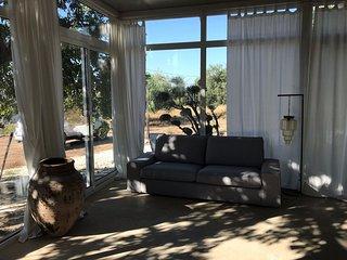 Villa Carrubbo with veranda by Wonderful Italy