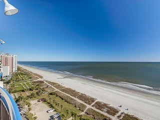 Hosteeva | Boardwalk Beach Resort Condo w Oceanfront Balcony