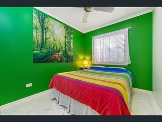 Jazzy Bayside Apartment