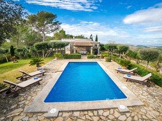 2 bedroom Villa in Sant Joan, Balearic Islands, Spain - 5698944