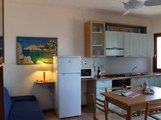 San Pasquale, Gallura, Casa Vacanze Comfort, bilocale su due piani con verande