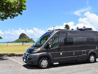 'Maui Wowie' - 2018 Hymer Campervan RV
