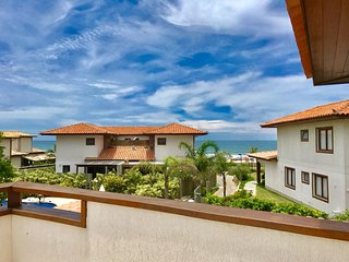 Buzios, 4 suites, Beach Front, pe na areia, acesso privativo a praia.