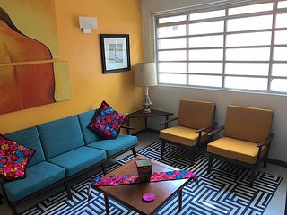 CASA FRIDA & DIEGO; 4BR & 4BA; near the WTC & Condesa