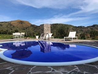 Villa Giulia con piscina