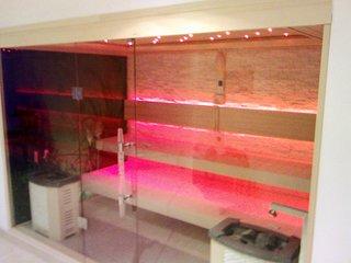 vue du domaine taino : sauna