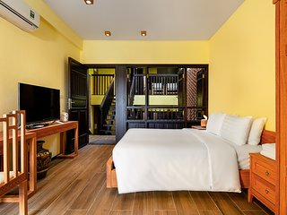 Nghe House with 4 bedrooms in beautiful town Hoi An