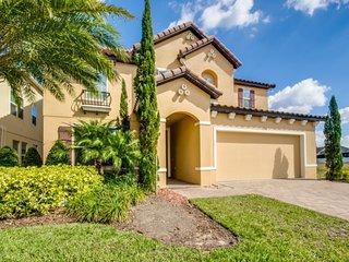 Rent This 5 Star Villa close to Disney at West Haven, Villa Orlando 1003