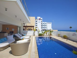 You have Found the Perfect Holiday Villa minutes from the Beach in Paralimni