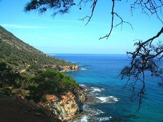 Rent this Villa with mejastic Sea Views Polis Villa 106