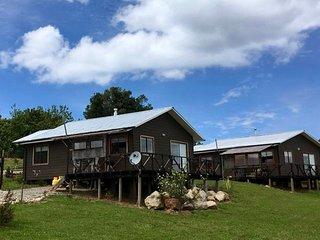 Quiet, clean,  cabins ten minutes north of Frutillar.  Beautiful setting.