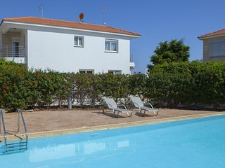 """Beachfront Villa Del Mare close to Sirina Bay"" Protaras Villa 61"