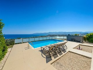 Rent this Villa with mejastic Sea Views Polis Villa 106