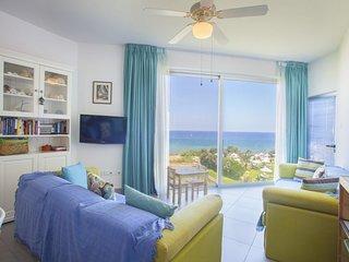 Thalassa Suite, Located on Mouzoura Beach with Majestic Sea Views
