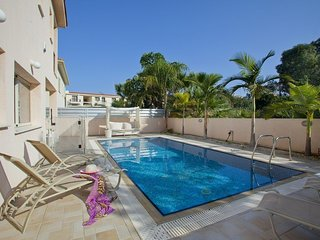 You have Found the Perfect Holiday Villa minutes from the Beach in Protaras