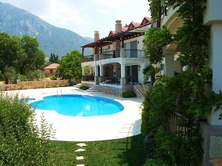 Ideal Villa with Breathtaking views near Fethiye