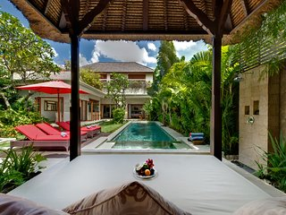 You Will Love This Authentic 5 Star Villa, Fully Staffed and Private Chef, Bali