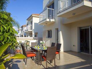 Villa Posidonas 2 minute walk to Kalamies Beach Protaras Villa 127