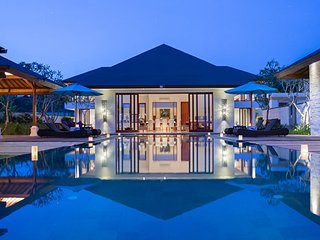 Beautiful 5 Star Villa in a Prime Location in The Bukit, Bali Villa 1107